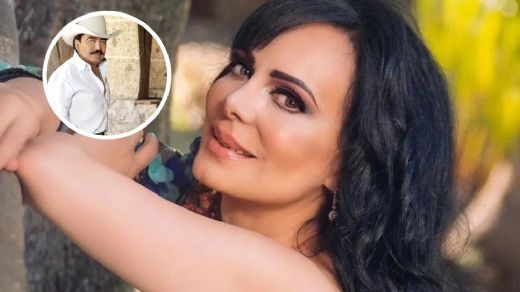 VIDEO: Maribel Guardia se enter� que Joan Sebastian le fue infiel 《ientras ve燰n 'Ventaneando'!