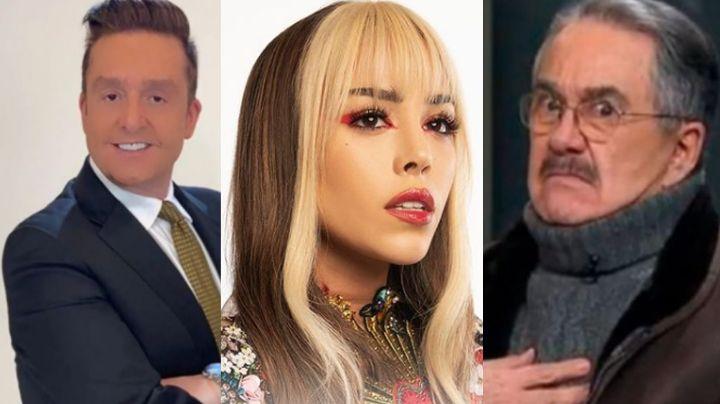 """""""Empoderada y engordada"""": Pedrito Sola y Bisogno se comen viva a Danna Paola en 'Ventaneando'"""