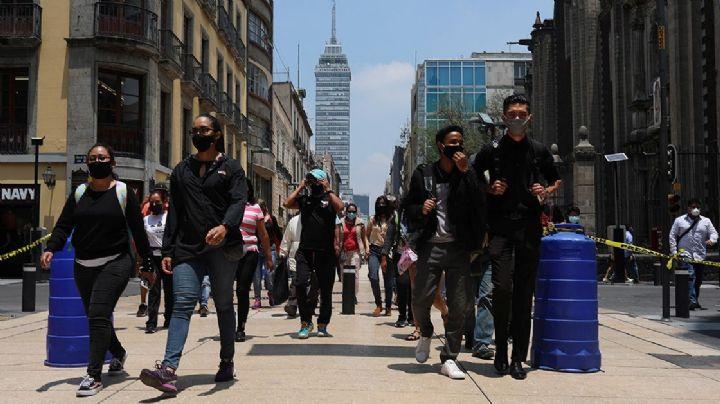 Ciudad de México se mantendrá todo enero en semáforo rojo por Covid-19