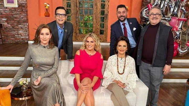 Conductores de TV Azteca confiesan en 'VLA' que posarían sin ropa a cambio de esto
