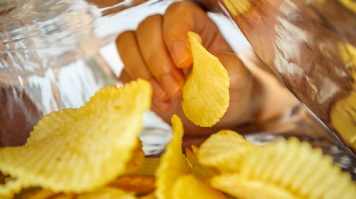 De acuerdo con la Profeco, estas son las marcas de papas fritas que tienen más grasa y sodio