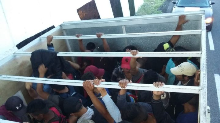 Vinculan a proceso a hombre que transportaba a 21 guatemaltecos; ya iban en Aguascalientes