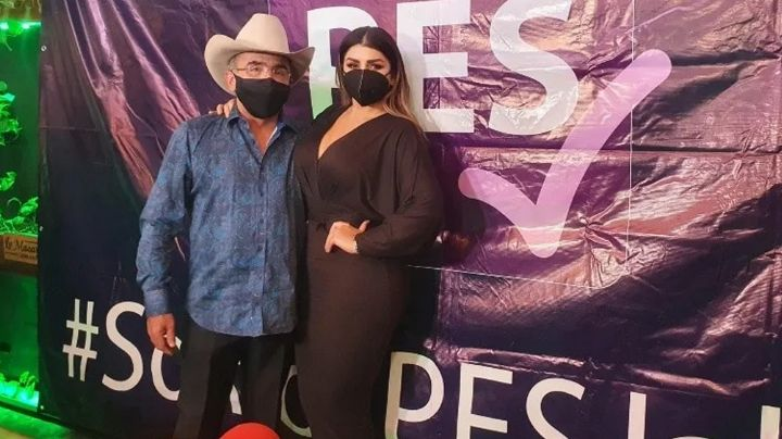 ¿Dejará la música? Vicente Fernández Jr. y su novia buscan contender por un puesto político