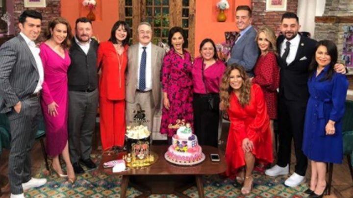 Atala, Pepillo y 'La Choco' regresan a 'Ventaneando' para celebrar 25 años al aire