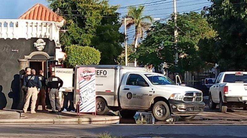 Obregón: Ataque armado en barbería de las Cortinas deja dos muertos