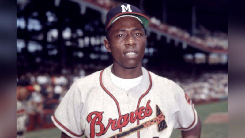 Fallece 'Hank' Aaron, líder de cuadrangulares de MLB y miembro del Salón de la Fama