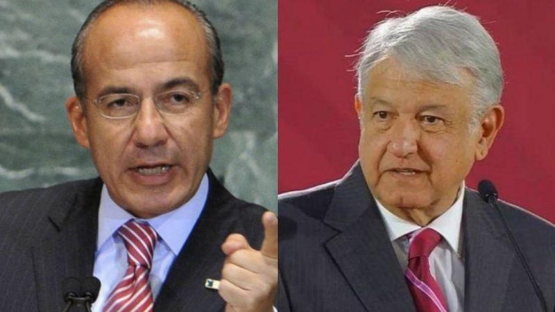 Felipe Calderón aplaude a AMLO por permitir la compra de vacunas a empresas