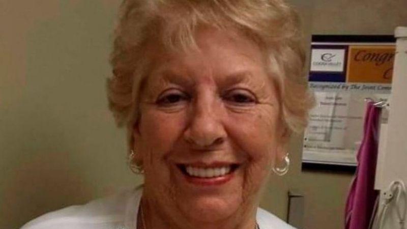 Betty, enfermera  de 78 años, pierde la vida por Covid-19; luchó contra la pandemia