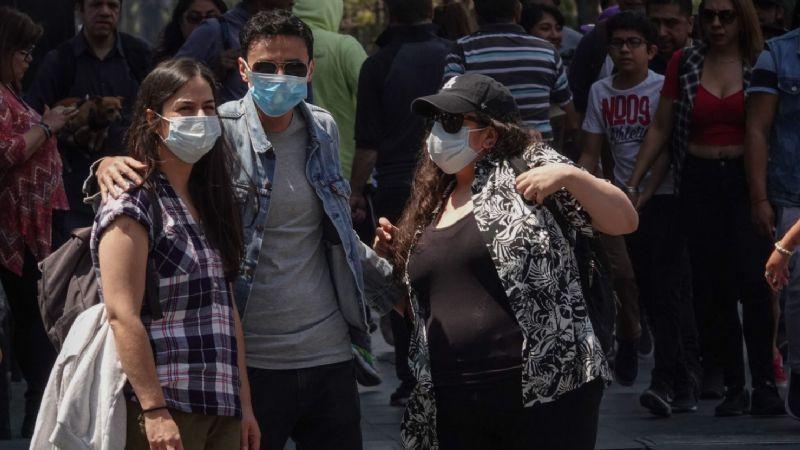 Millennials mexicanos son de los grupos más contagiados por el Covid-19