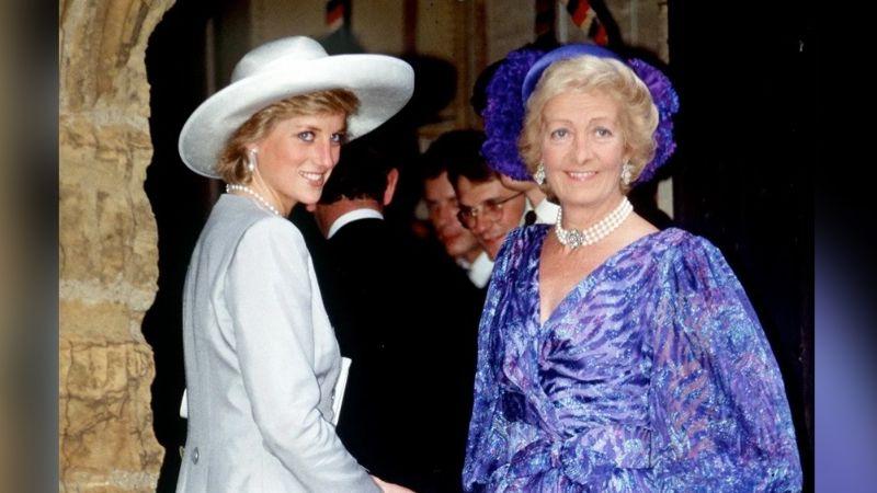 Lady Di: Impacta retrato de la madre de la Princesa Diana por este increíble detalle