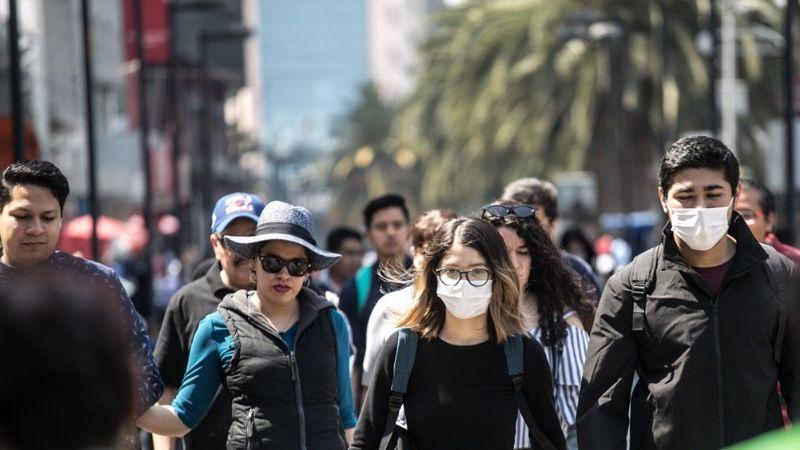 Covid-19 en México: Reportan 147 mil 614 decesos y 1 millón 732 mil 290 casos positivos
