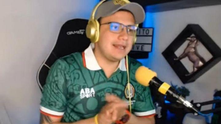 ¡Indignante! El 'youtuber' Luisito Rey culpa a Nath Campos de que 'Rix' haya abusado de ella