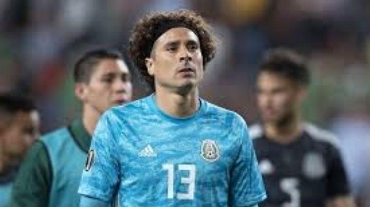 Guillermo Ochoa lamenta la muerte de miembro de la Selección Mexicana de Futbol