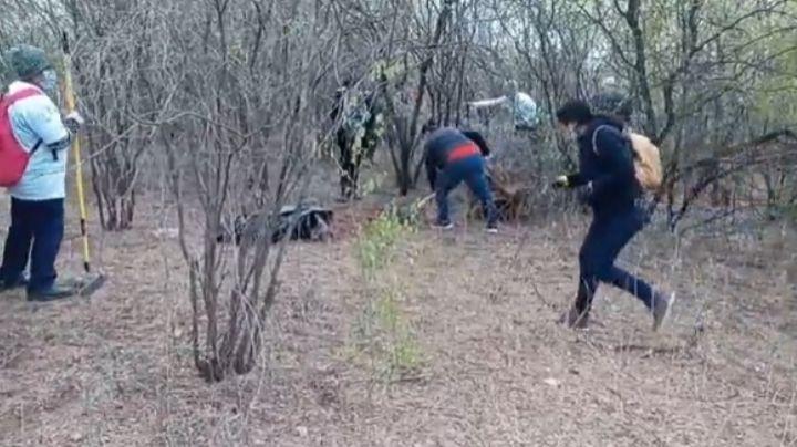 Colectivos inician la Mega Búsqueda de Desaparecidos en Cajeme