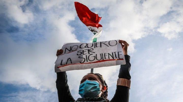 Colectivos feministas de Baja California Sur reclaman justicia por feminicidios