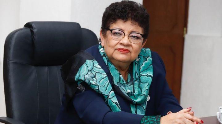 """""""Entre 2018 y 2020 se obtuvieron 54 sentencias condenatorias por feminicidio"""": Ernestina Godoy"""