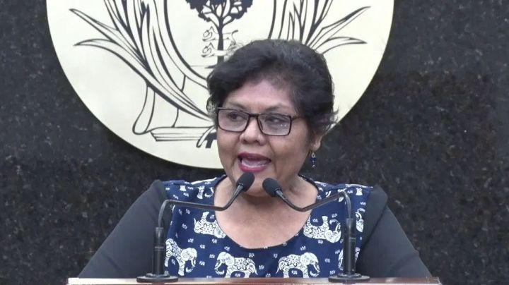 Diputada de Durango pierde la vida a los 57 años por secuelas del Covid-19