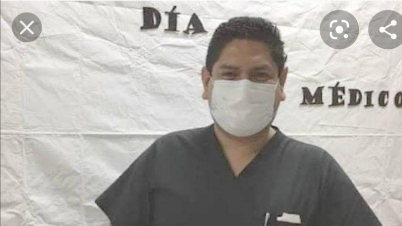 IMSS lamenta la muerte por Covid-19 de otro médico de Sonora