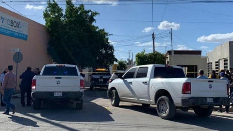 Mueren dos hombres al interior de una vivienda tras ataque armado en Hermosillo