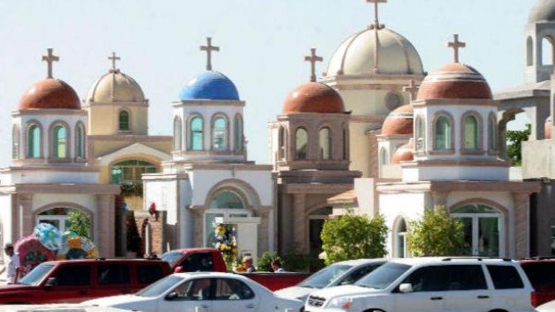 Este es el lugar donde descansan los restos de los narcos más importantes en México