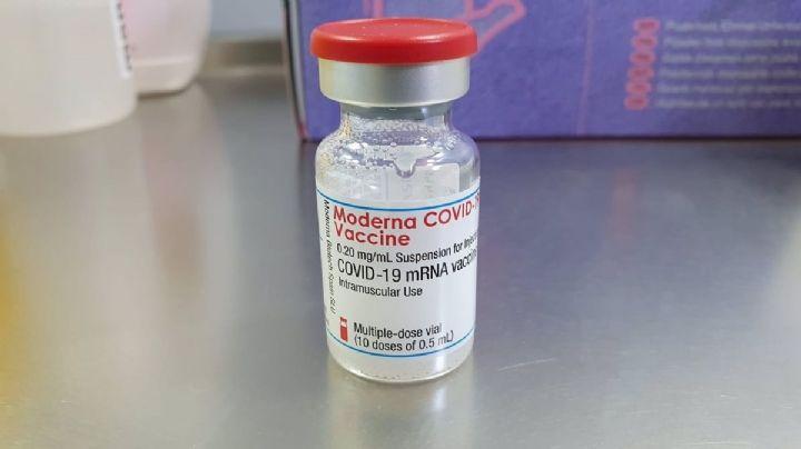 ¡Cuidado! Cofepris alerta de venta ilegal de la vacuna de Moderna contra el Covid-19