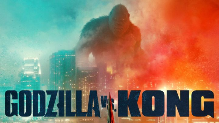 ¡Ya está aquí! Lanzan trailer de la nueva película 'Godzilla vs. Kong'