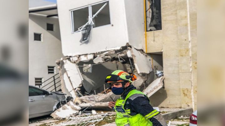 Querétaro: Tanque de gas explota; deja 10 heridos, 46 casas dañadas y 32 carros afectados