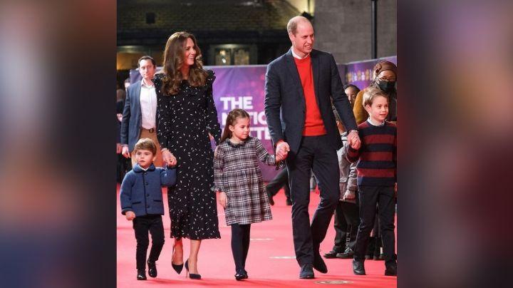 ¡La familia Real crece! Príncipe William y Kate Middleton agrandan su familia al adoptar