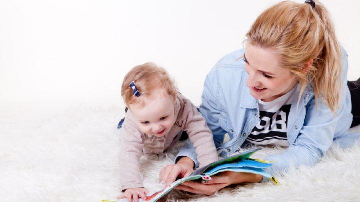 ¿Tu bebé acaba de nacer? Descubre cómo jugar con él a pesar de su corta edad