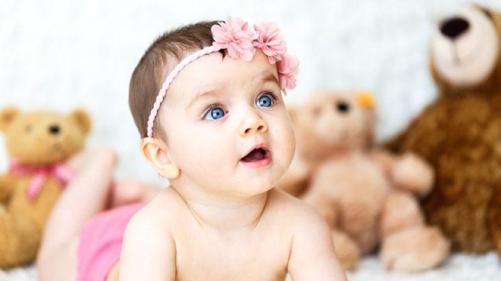 ¿Tu niña nacerá en primavera? Descubre algunos nombres inspirados en la naturaleza