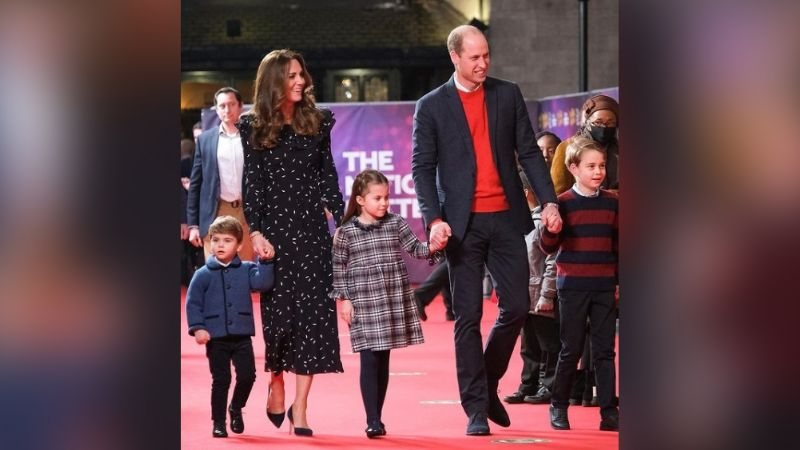 ¡La familia Real crece! Príncipe William y Kate Middleton agrandan su familia al adoptar
