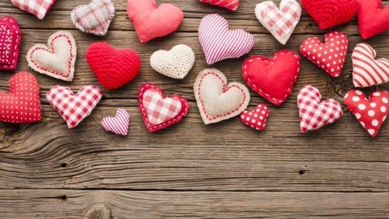 ¡Amor a la vista! Estas son las 3 manualidades más económicas y románticas para San Valentín