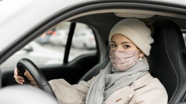 ¡Es posible!  Descubre cómo puedes prevenir contagios de Covid-19 en un automóvil