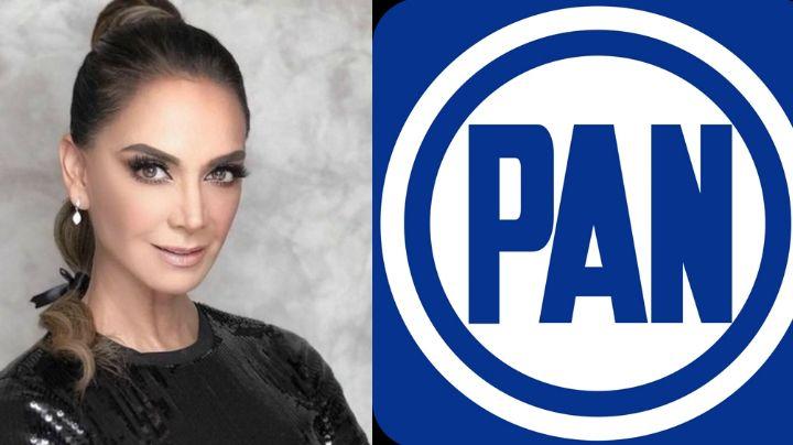Tras pleito con TV Azteca y Televisa, Lupita Jones llegaría al PAN