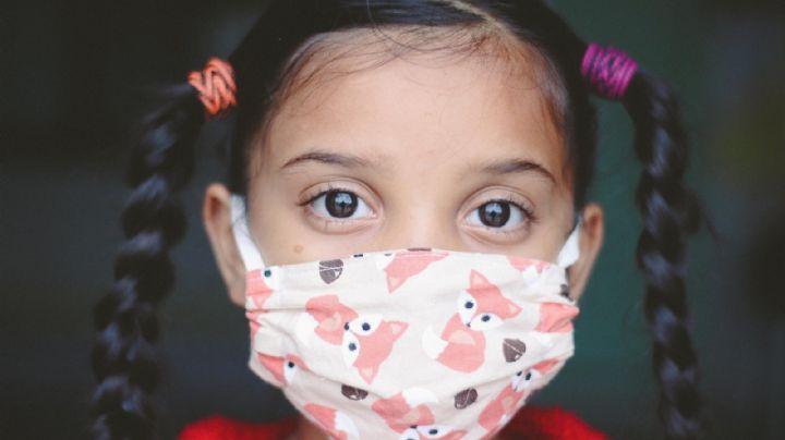 Coronavirus: Así es cómo puedes hacer un cubrebocas casero para proteger la salud de tus hijos