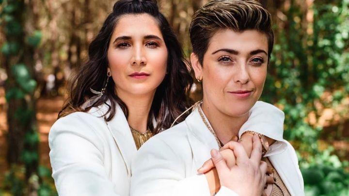 Actriz de 'El Señor de los Cielos' anuncia que buscará ser madre junto a su esposa