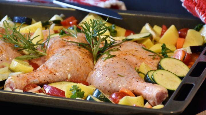 ¡Ten cuidado! La carne de pollo podría intoxicar a tu familia; sigue estos pasos para poder protegerlos