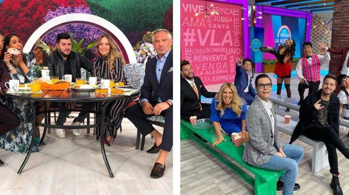 """""""Copia barata de 'Hoy'"""": Destrozan a 'VLA' por hacer esto en vivo en TV Azteca"""