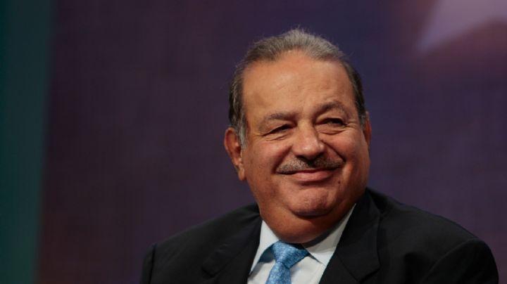Carlos Slim da positivo a Covid-19; un día después de AMLO