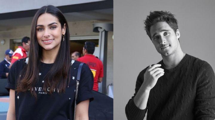 ¿Hay nuevo romance? Aseguran que Diego Boneta y Renata Notni son novios