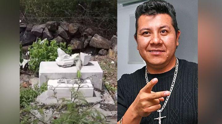 Así luce el lugar donde encontraron el cadáver de Sergio Gómez, exvocalista de K-Paz de la Sierra