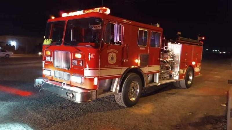 Cajeme: Muere uno y dos resultan lesionados tras incendios aislados