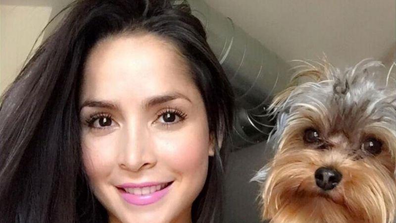 Carmen Villalobos celebra castigo a hombre que dejó ciego a un perro