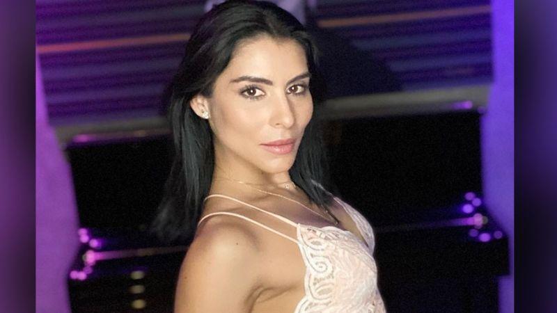 Frente a la ventana, María León conquista redes sociales con su tremenda belleza