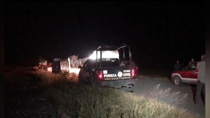 Tres mujeres entre ellas una menor de edad pierden la vida tras choca en carretera de Nuevo León