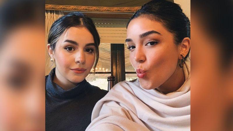 Ale y Ana Paula Capetillo, hijas de Bibi Gaytán, se vuelven la sensación de redes