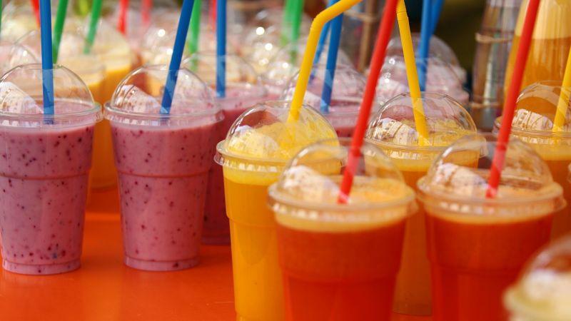 ¡Práctico y saludable! Comienza tus mañanas con este delicioso 'smothie golden milk'