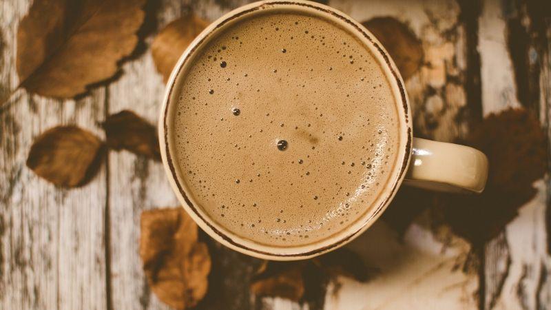 ¡Cuídate del frío durante el confinamiento! Este delicioso atole de chocolate con avena te mantendrá caliente