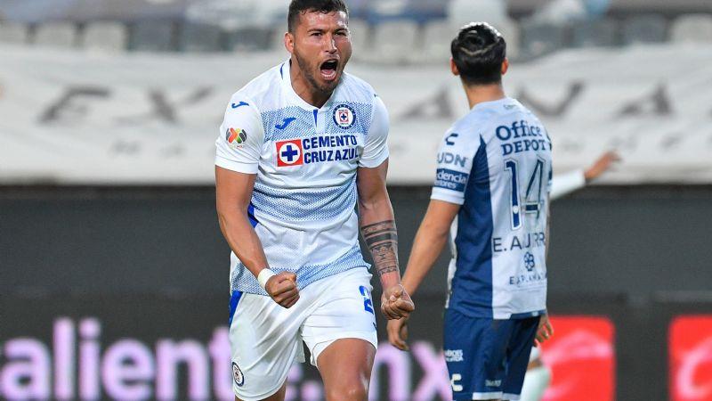 ¡Paren todo! Cruz Azul consigue su primera victoria al imponerse de visita ante Pachuca
