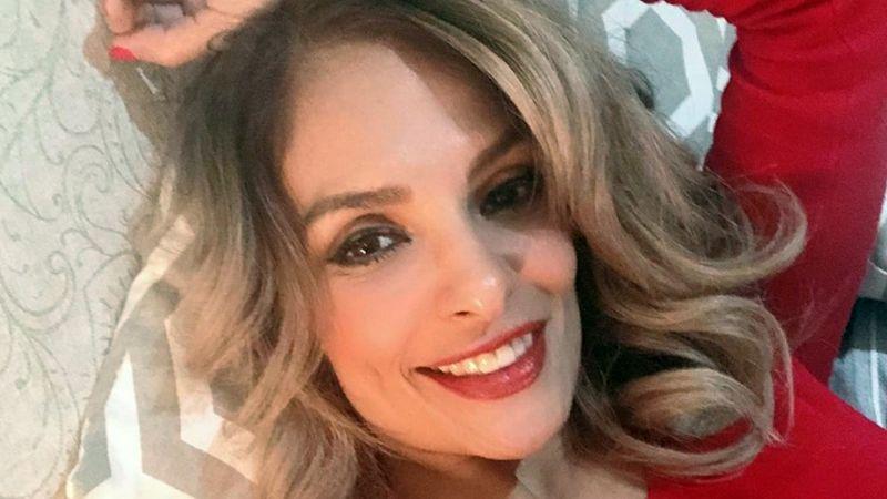 Alma Cero, actriz de Televisa, presume minicintura con increíble atuendo deportivo